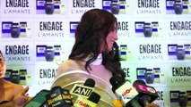 Tara Sutaria Launches Of Engage L'amante Perfume