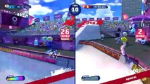 Gameplay comentado Mario & Sonic at the Olympic Games Tokyo 2020