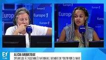 "Alicia Arquetoux : ""Greta Thunberg porte la voix de la jeunesse qui s'inquiète de son futur"""