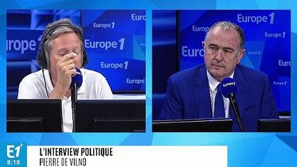 Didier Guillaume - Europe 1 mardi 23 juillet 2019