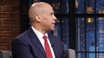 Sen. Cory Booker on Civility in Politics and Working with Mitch McConnell
