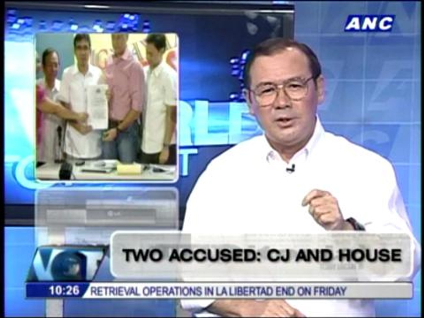 Teditorial: Corona, House both on trial