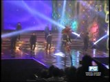 Anne grooves to 'Dancing Queen' at Star Awards