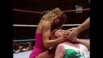 Fabulous Moolah vs Wendi Richter (07.23.84)