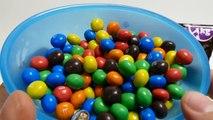 M&M's 1kg Party Mix & Special Crispy M&M's Blue Pack