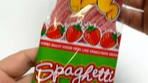Haribo Spaghetti Strawberry SOUR Candy