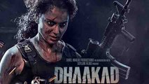 Kangana Ranaut to Play a Spy in Dhaakad; Check Out Here | FilmiBeat