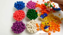 Play-Doh Dippin Dots Fun with Surprise Toys