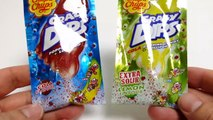 Chupa Chups CRAZY DIPS - Lemon & Cola Flavour