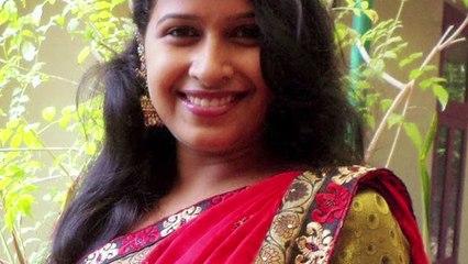 Vulgar comments Facebook sadhika Venugopal reacts angrily