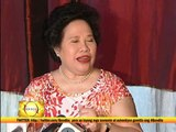 Miriam shares pick-up lines for Valentine's