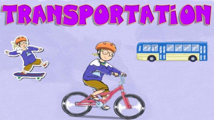 Technology for Kids: Transportation