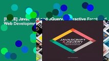 [FREE] JavaScript and JQuery: Interactive Front-End Web Development