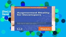 [Doc] Augmented Reality for Developers: Build practical augmented reality applications with Unity,