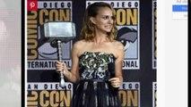 Natalie Portman va jouer le super héros Thor