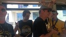 L'usine à canards anime les trajets en bus pour Jazz en ville