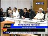Arroyo camp: Decision to file poll sabotage raps railroaded