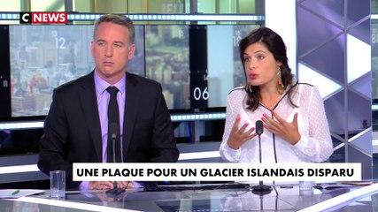 Constance Le Grip - CNews mardi 23 juillet 2019
