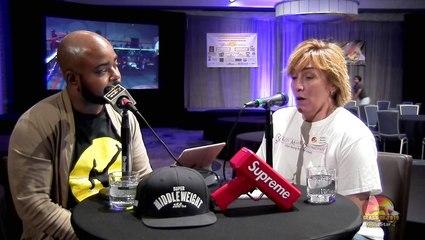 "Former WBC Champ Martin Thinks ""GWOAT"" Shields Is Delusional"