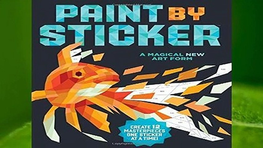 [READ] Paint by Sticker