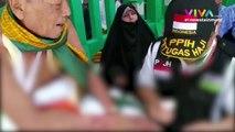Paksa Cium Hajar Aswad, Jemaah Haji Indonesia Luka-Luka