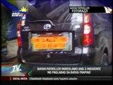 Violators of road rules caught by Bayan Patrollers