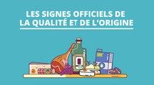 Animation - Les signes officiels de la qualité et de l'origine