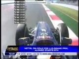 Vettel on pole for US Grand Prix