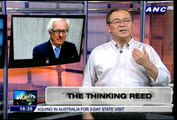 Teditorial: The Thinking Reed