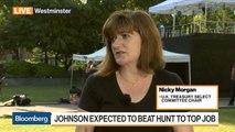 Johnson Should Put One-Nation Tories in Cabinet, Says U.K. Lawmaker Morgan