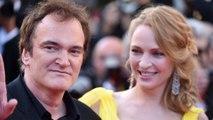 Quentin Tarantino & Uma Thurman still discussing 'Kill Bill 3'