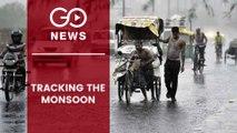 Vigorous Monsoon Washes Away Forecasts
