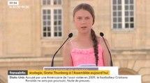 Greta Thunberg divise l'Assemblée Nationale - ZAPPING ACTU DU 23/07/2019