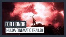 For Honor - Trailer CGI Hulda