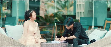 MV Chờ anh nói yêu em Đào Kỳ Anh ft Dablo