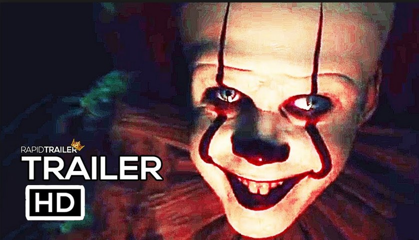 IT 2 - 5 Minutes Trailers (2019)
