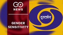 Doordarshan Gets Gender Sensitive