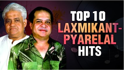 Laxmikant-Pyarelal Top 10 Hit Songs | Best of Laxmikant-Pyarelal | Evergreen Hindi Songs | Vol 2