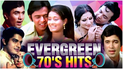 Evergreen 70's Hits | Top 10 70's Hits | Old Hindi Songs | Hindi Classic Hits | Mere Sapno Ki Rani