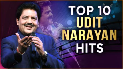 Hits of Udit Narayan | Top 10 Udit Narayan Songs | Evergreen Hindi Songs | Mujhe Haq Hai