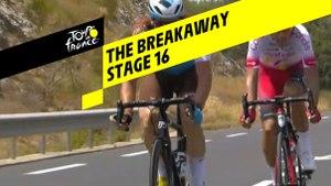 L'échappée / The breakaway - Étape 16 / Stage 16 - Tour de France 2019