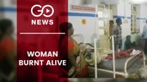 Land Dispute: Woman Burnt Alive