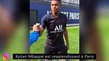 Strootman se moque de ses coéquipiers - Kilian Mbappé est resplendissant à Paris