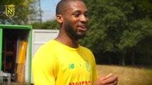 Marcus Coco : ses premiers pas au FC Nantes