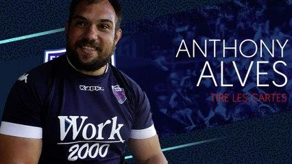 Anthony Alves tire les cartes