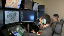Behind the scenes of the Air Force's drone piloting
