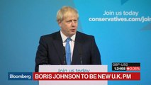 Boris Johnson Wins Race to Be Next U.K. Prime Minister