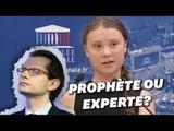 """Le """"prophète"""" Greta Thunberg fait entrer la science à l'Assemblée"""