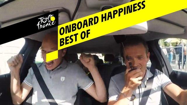 Onboard Happiness - Best of - Tour de France 2019