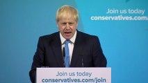 """""""Nous allons mettre en oeuvre le Brexit le 31 octobre"""", promet Boris Johnson, nouveau premier ministre Britannique"""